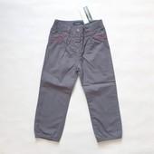 Супер штанишки на хлопковой подкладке