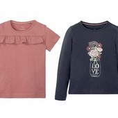 Набор футболка +реглан, розмір 98_104, бренд lupilu Геpманія,