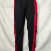 Распродажа! Низкий старт! Теплые трикотажные спортивные брюки на флисе. Новые!
