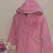 Куртка ветровка на 4-5лет