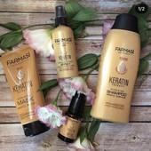 Восстанавливающая комплекс с кератином для волос Keratin Therapy