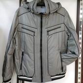 Куртка мужская демисезонная 54-56р. Распродажа