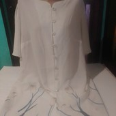 Классная блузка-туника,состояние хорошое,смотрите описание