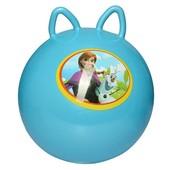 """Мяч для фитнеса с ушками """"Холодное сердце"""""""