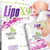 LipoX9 вкусное саше для быстрого похудения !