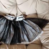 Красивая пышная юбка.