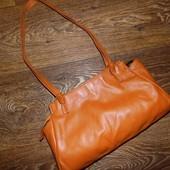 Кожаная сумочка натуралка