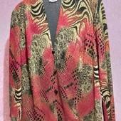 мягкий пиджак на пышные формы