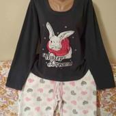 сборная флисовая пижама пог. 57 поб. 58