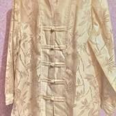 тоненькая блузка в восточном стиле
