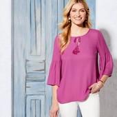Классная блуза-туника Esmara Германия рахзмер евро 42