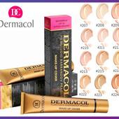 Тональный крем Dermacol Make Up Cover) 1 тон на выбор