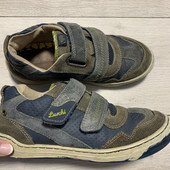 Кожаные кроссовки Jurchi 35 размер стелька 22,5 см