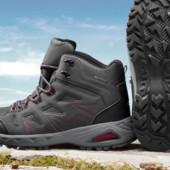 Водонепроницаемые, треккинговые ботинки , S-Tex мембрана от Crivit Pro (германия) размер 45