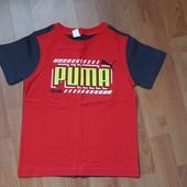 Футболка фірма Puma на 4 роки