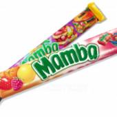Германия!Большая упаковка!!!Жевательные конфеты Mamba 24 штуки!