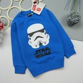 """Свитшот на байке """"Star Wars"""" от Сool club, р.122"""