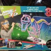 Планшет для рисования Magic 3d drawing board Доска для рисования drawing board Magic 3D 