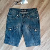 Шорты джинсовые. Новые. Р. 26