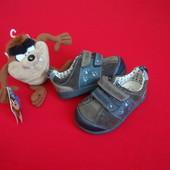 Туфли кроссовки Clarks натур кожа 20 размер