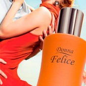 Аромат для женщин Donna Felice . объем - 50мл
