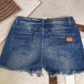 Класные джинсовые шорты М-L, состояние новых