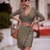 Платье женское (ангорка)