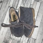 Фирменные ботиночки,коженные!