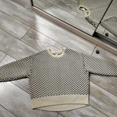 Джемпер свитер оверсайз
