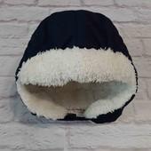 Зимняя шапка 3-6 лет