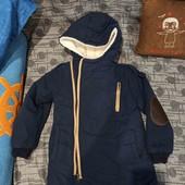 Классная демисезонная курточка на мальчика