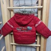 Демисезонная куртка на мальчика Lightning McQueen