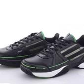 Кожаные Кроссовки фирма Adidas. (adizero)