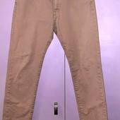 Мужские джинсы песочного цвета от H&M размер W 32