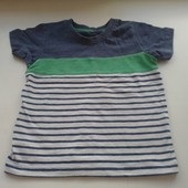 Классная детская футболка + подарочек,состояние хорошее,смотрите описание
