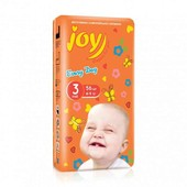 Підгузки Joy Every Day розмір 3 (4-9 кг), 56 шт