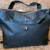 Вместительная сумка. Дорожная (спортивная)