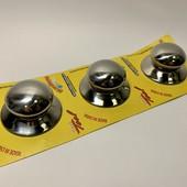 Металлические ручки для крышки сковородки ,кастрюли 3 штуки большие