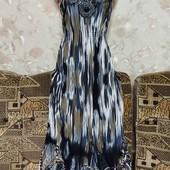 Длиное женское платье Select, размер хс