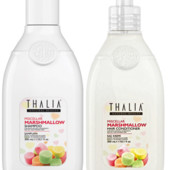 Набор восстанавливающий для волос Thalia Marshmallow (Шампунь + Кондиционер)