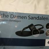 Blue Motion Летние сандалии с сьемным верхом + сменный вариант верха 40р 26,5см