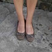Очень мягенькие туфельки. проле