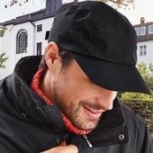 ⚙ Непромокальна всепогодну кепка. від Tchibo (Німеччина), розмір універсальний, синій