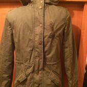 Куртка,ветровка, штурмовка, р. 12-14 лет 158-164 см. Girls united. состояние отличное