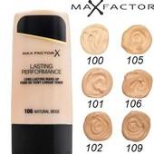 Тональный крем Max Factor Lasting Performance, тон 109