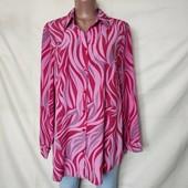 Новая фирменная блузочка size up, грудь 116