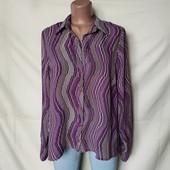 Новая лёгенькая фирменная блузочка от debenhams, грудь-122
