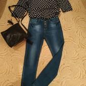 Классные джинсы стрейч