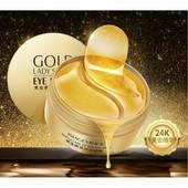 Гидрогелевые патчи images gold lady series eye mask 60 шт, патчи для глаз