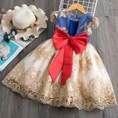 Необычайно красивые платья для маленьких принцесс